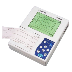 Электрокардиограф трехканальный Fukuda FX-7102