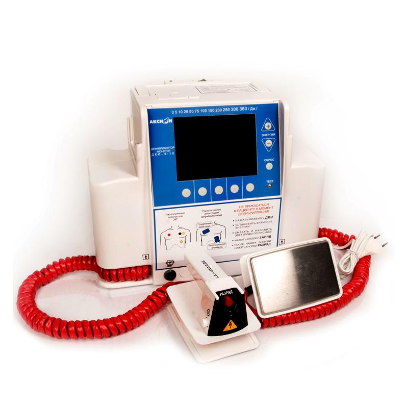 Дефибриллятор-монитор ДКИ-Н-10